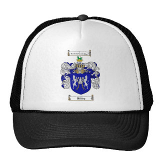 KELLEY FAMILY CREST -  KELLEY COAT OF ARMS CAP