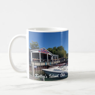 Kelley's Island, Ohio Marina Photo Mug