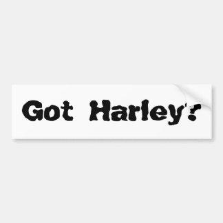 kellie blackburn got harley sticker bumper sticker