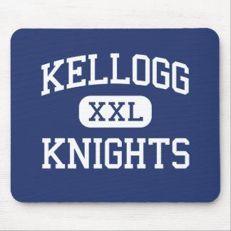 Kellogg Knights Middle Seattle Washington Mousepad