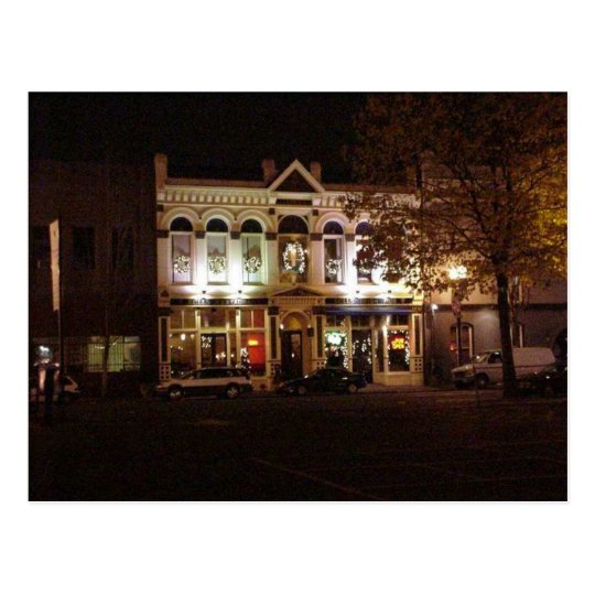 Kells Irish Pub Postcard