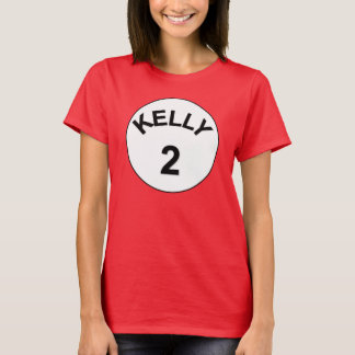 Kelly 2 T-Shirt