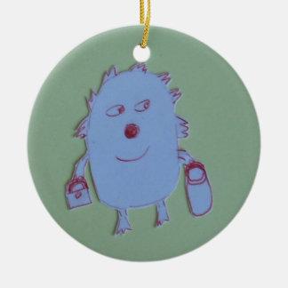Kelly Christmas Ornament