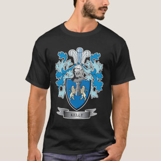 Kelly Family Crest T-Shirt