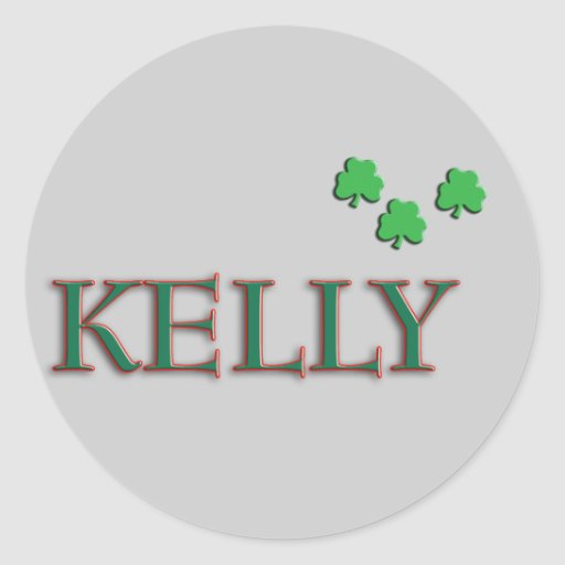 Kelly Family Stickers
