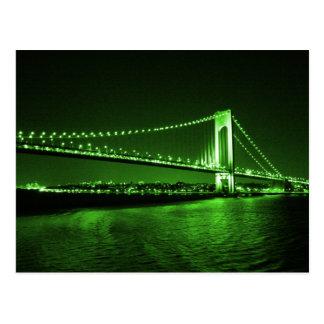 Kelly Green Bridge postcard