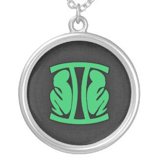 Kelly Green Gemini Custom Jewelry