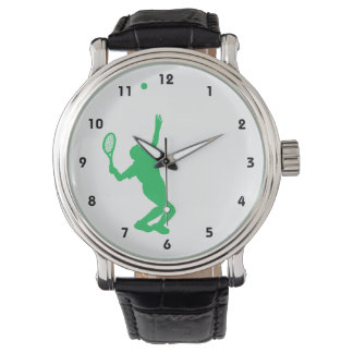 Kelly Green Tennis Watch
