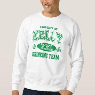 Kelly Irish Drinking Team Sweatshirt