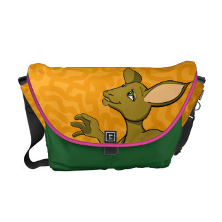 Kelly Kangaroo Courier Bag