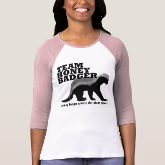 Kelly's Team Honey Badger Shirt