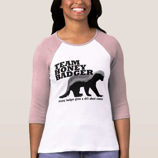 Kelly's Team Honey Badger Shirt