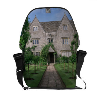 Kelmscott Manor photo Messenger Bag