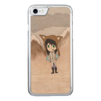 Kelo in the Snow Carved iPhone 8/7 Case