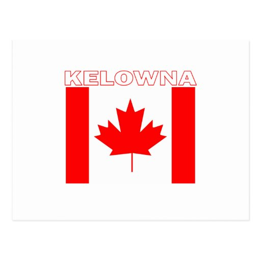 Kelowna, British Columbia Postcards