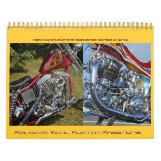 Kelsey's Kool Kustom Kreations; updated! Wall Calendars