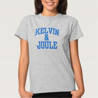 Kelvin & Joule Women T-shirts