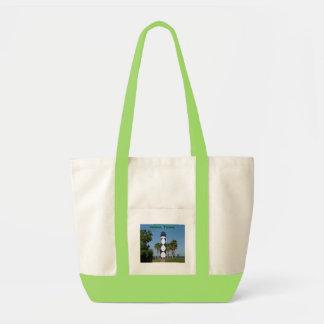 Kemah, TX  Boardwalk - Customized Canvas Bag