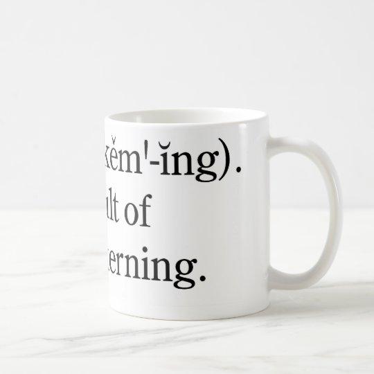 Keming Coffee Mug