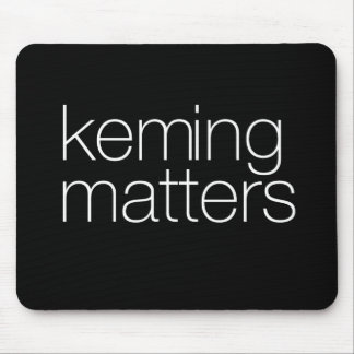 keming matters mouse mat