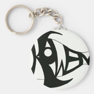 Ken Owen Art Keychains