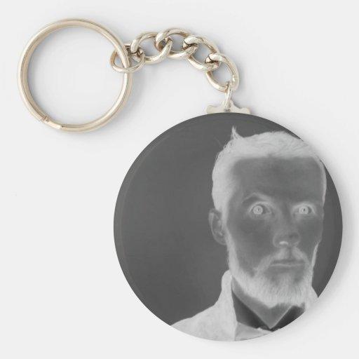 Ken The Devil Keychain/Keyring