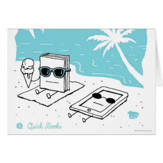 Kendall & Paige - Beach Card