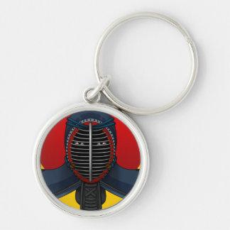 Kendo men1 key ring
