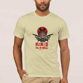 Kendo swords cool t-shirt design