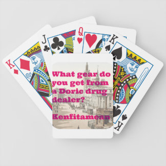 Kenfitamean Bicycle Playing Cards