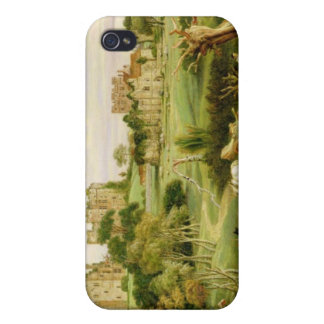 Kenilworth Castle, Warwickshire, 1840 (oil on pane iPhone 4 Cover