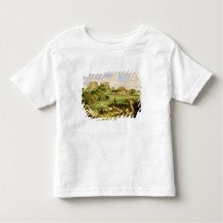 Kenilworth Castle, Warwickshire, 1840 (oil on pane Toddler T-Shirt