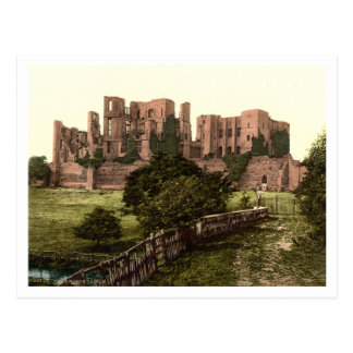 Kenilworth Castle, Warwickshire, England Postcard