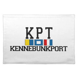 Kennebunkport. Placemat