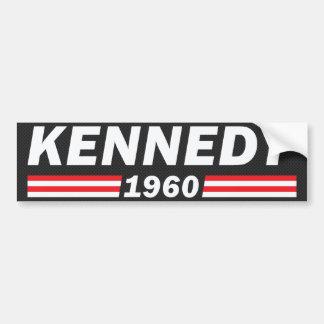 Kennedy 1960 (John F. Kennedy, JFK) Bumper Sticker