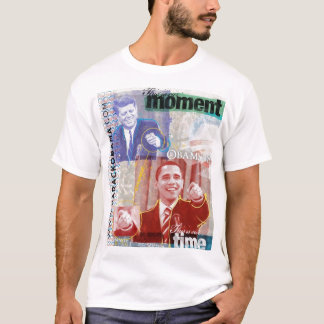 Kennedy and Obama T-Shirt