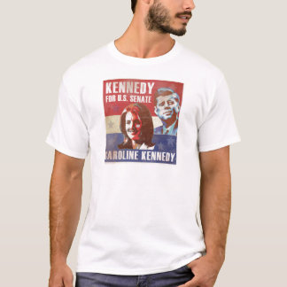 Kennedy Begins Campaign For Senate T-Shirt