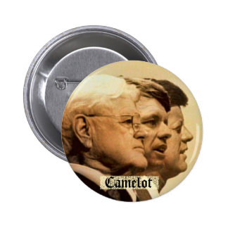 Kennedy Brothers Camelot Pin