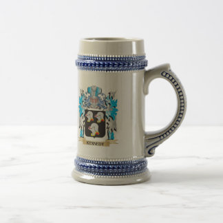 Kennedy Coat of Arms - Family Crest Coffee Mug