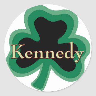 Kennedy Family Sticker