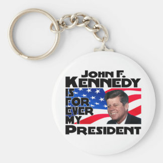 Kennedy Forever Key Ring
