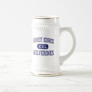 Kennedy Kenrick - Wolverines - Norristown Beer Steins