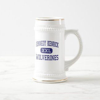 Kennedy Kenrick - Wolverines - Norristown Beer Steins