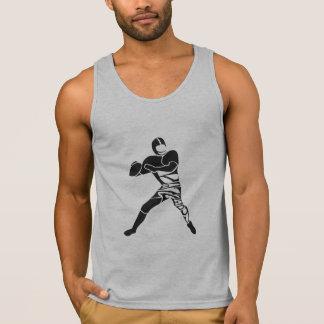 Kennedy Men's Ultra 100% Cotton Tank Shirt