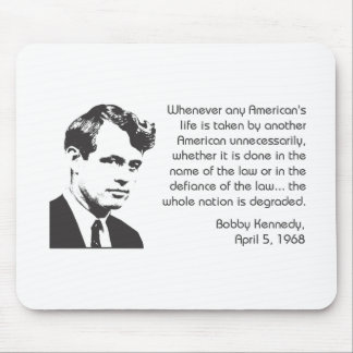 Kennedy Mouse Mat