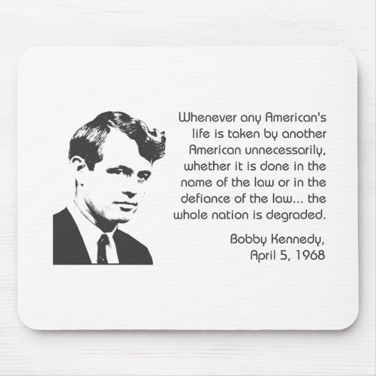 Kennedy Mouse Pad