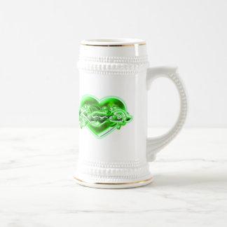 Kennedy 18 Oz Beer Stein
