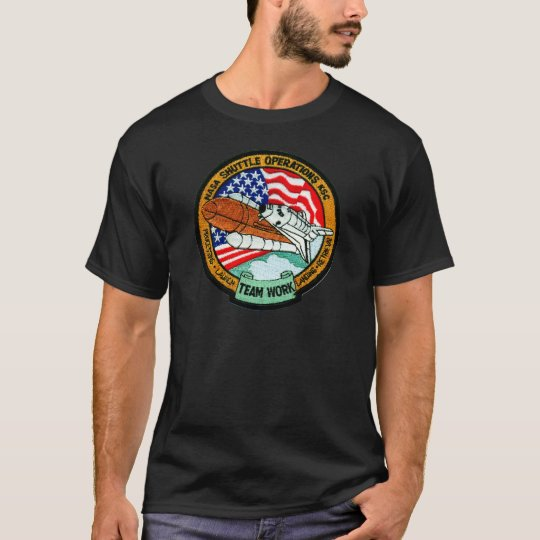 Kennedy Space CenterShuttle Operations T-Shirt