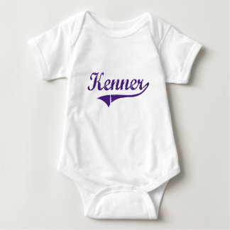 Kenner Louisiana Classic Design Baby Bodysuit