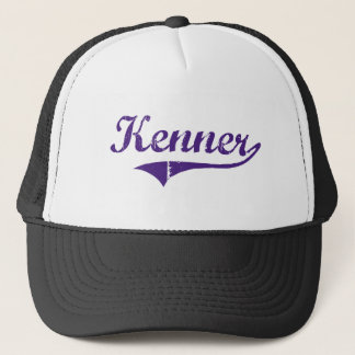 Kenner Louisiana Classic Design Trucker Hat